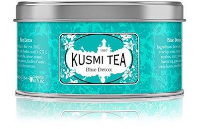 the detox cure meilleur minceur choisir maigrir kusmi tea blue detox