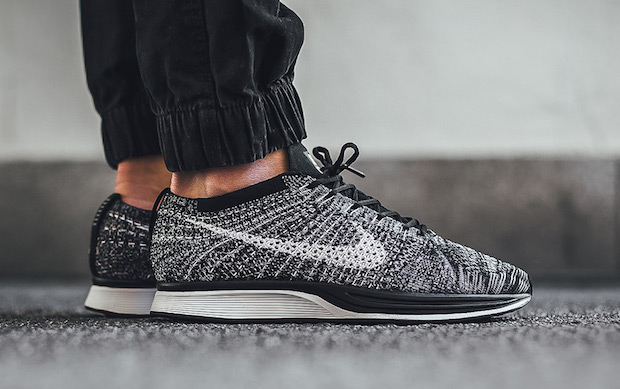the latest 71a85 e9568 top meilleure basket 2017 homme flyknit racer