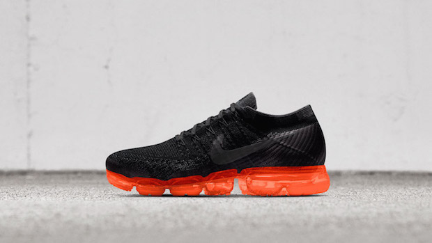 vapormax personnalisee personnalisable nike air orange