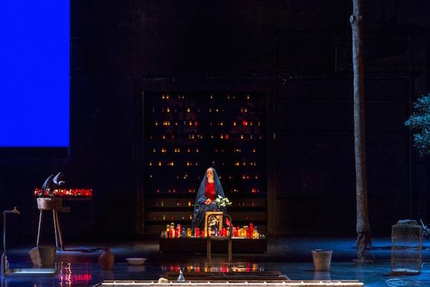 Le testament de Marie critique theatre 3