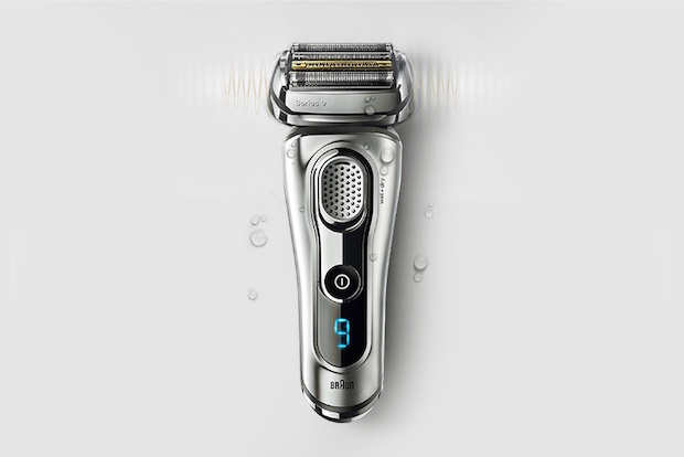 concours rasoir braun series 9 electrique