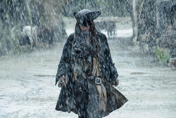 critique Pirates des Caraibes la vengeance de Salazar film disney