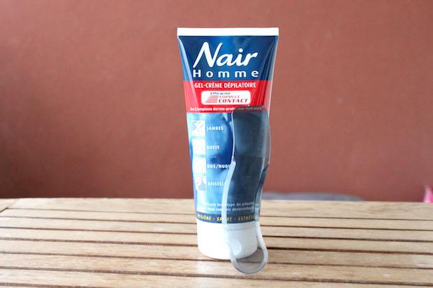 epilation torse homme comment faire creme depilatoire