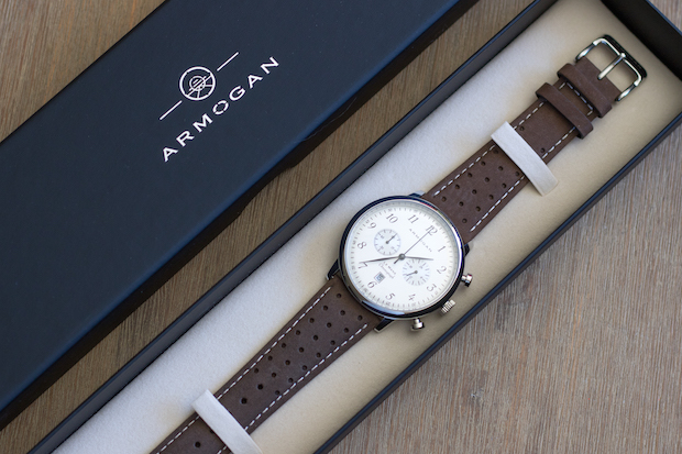 montre armogan le mans test avis 45