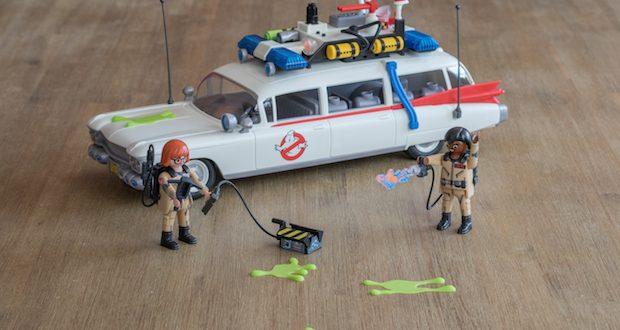 Ghostbusters débarque chez Playmobil !