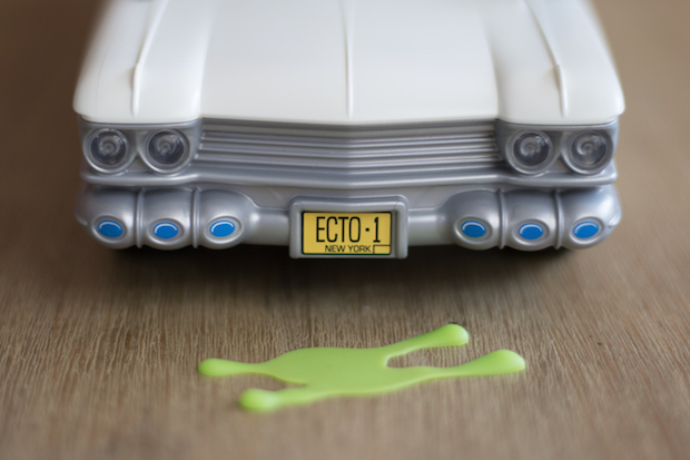 playmobil ghostbuster sos fantomes ecto 1 slime