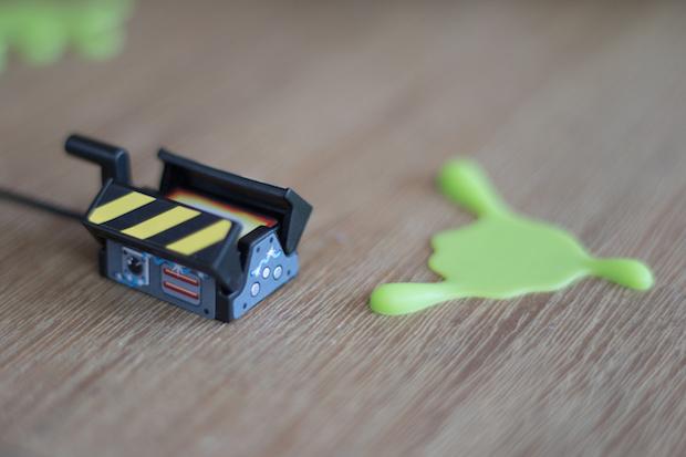 playmobil ghostbuster sos fantomes piege slime