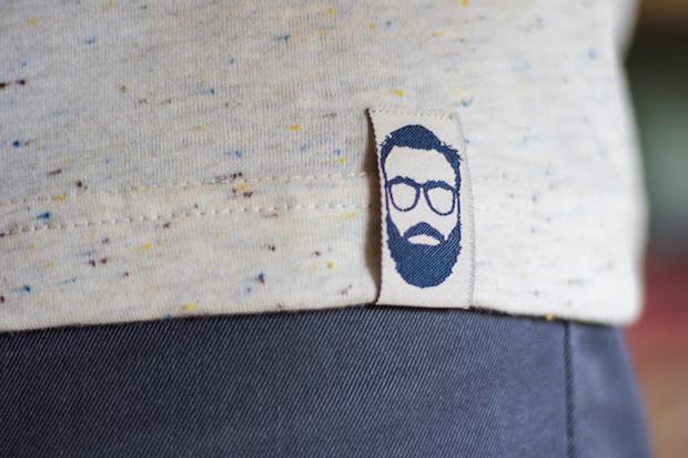 tshirt homme tendance avis test barbe