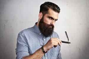 Comment se raser au rasoir coupe choux