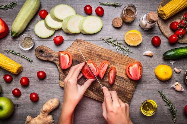 cuisine vegan