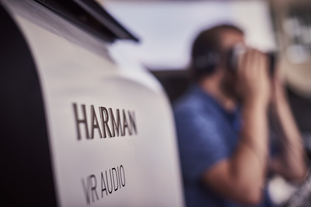 Harman Kardon BMW i3 virtuel