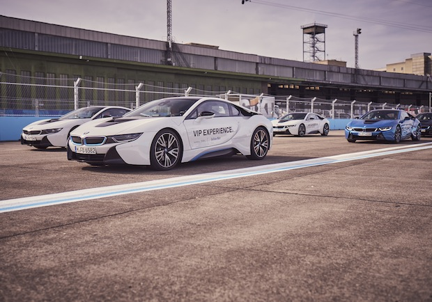 Harman Kardon BMW i8