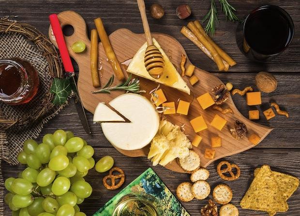 Idée apéro fromage