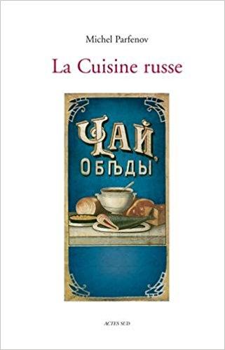 Idee apero cuisine russe