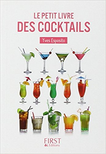 Idee apero livre cocktail