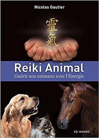 Reiki pour les animaux