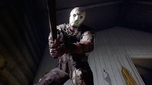 test friday 13th the video game avis jason