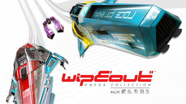 test wipeout omega collection ps4 jeu
