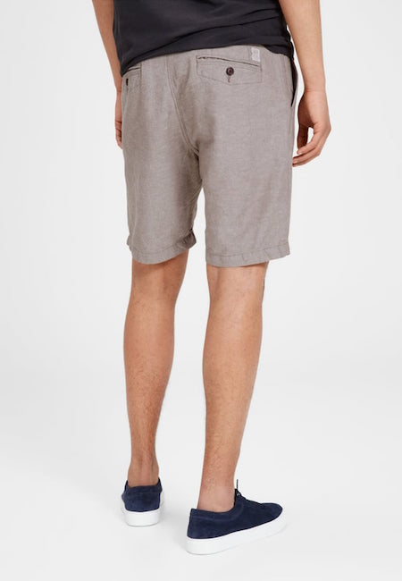 vetement en lin homme short jack and jones