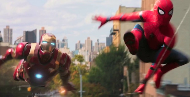 critique spiderman homecoming avis