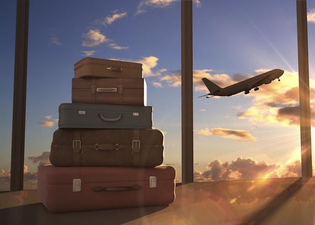 preparer son voyage valise