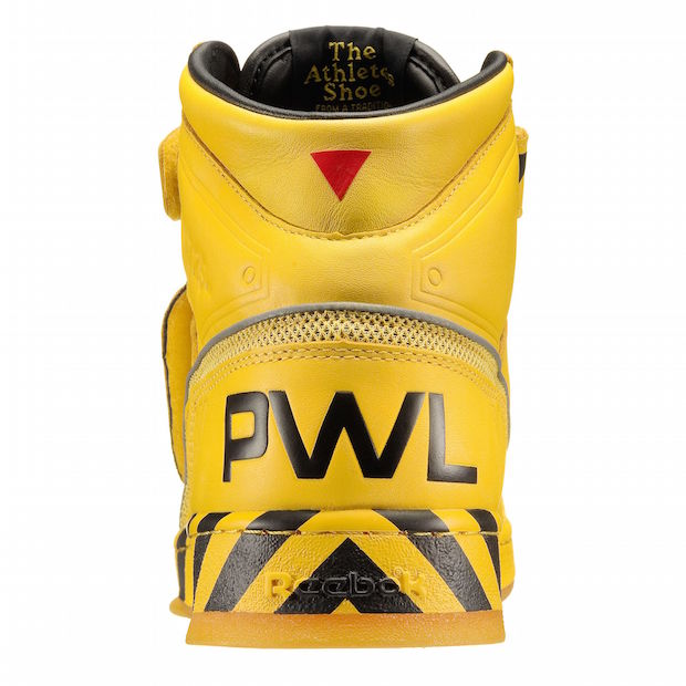 reebok alien stomper final battle double pack jaune talon