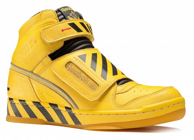 reebok alien stomper final battle double pack jaune