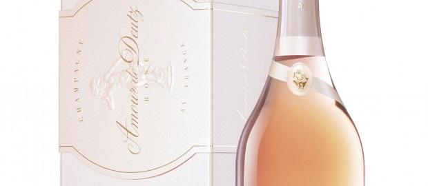 rosé champagne amour deutz