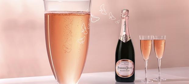 rosé champagne perrier jouet