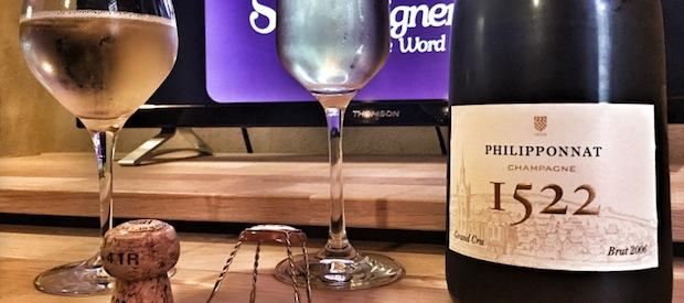 rosé champagne philipponnat