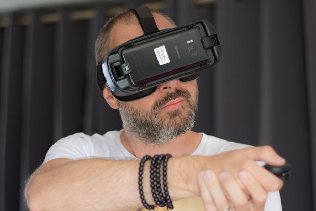 test samsung gear vr samsung casque realite virtuelle 79