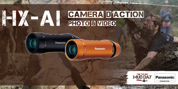 Caméra HX-A1 Panasonic avis test