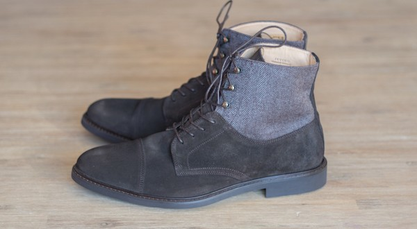 Irving Gomme Country Bextey chaussure homme