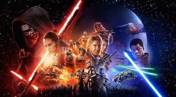 Le mythe Star Wars le Réveil de la Force affiche