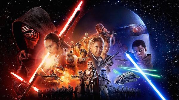 Le mythe Star Wars le Réveil de la Force affiche