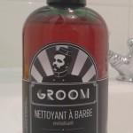 Les industries du Groom avis test nettoyant a barbe blog beaute homme