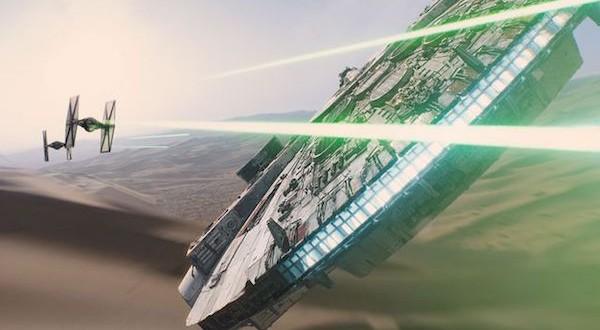 critique STAR WARS 7 le reveil de la force vaisseau blog homme