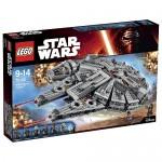 meilleurs lego star wars faucon millenium