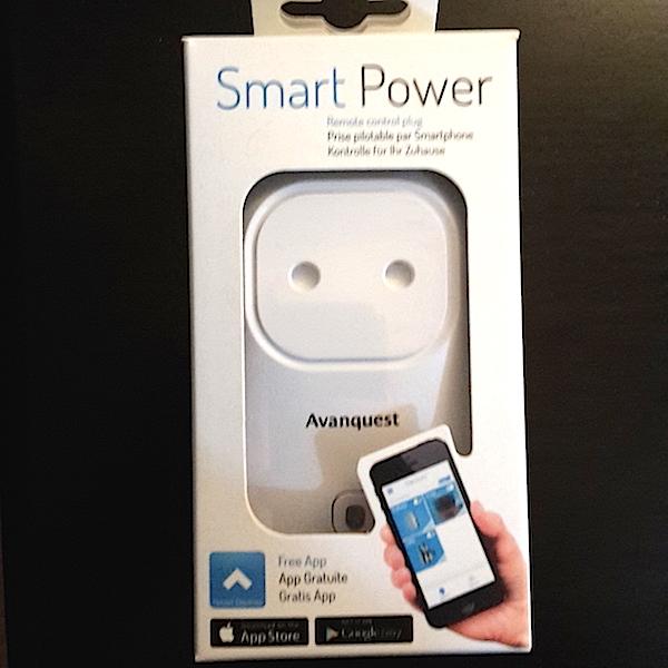 prise connectée smart power avanquest test avis