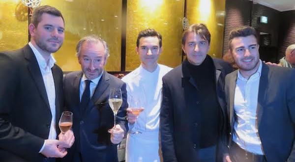 Prix du Grand Chef de Demain 2016 photo