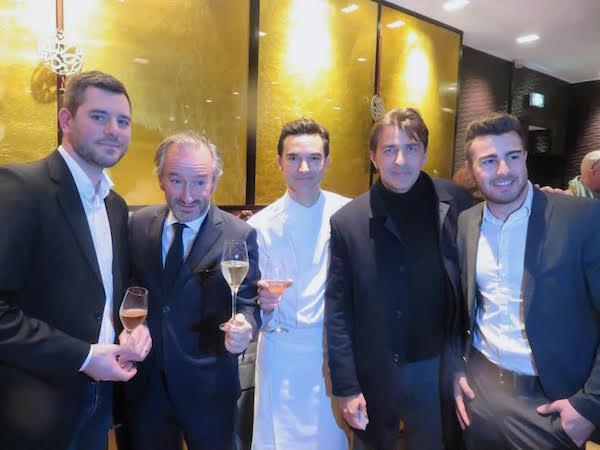 Prix du Grand Chef de Demain 2016 photo