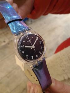 montre swatch collection printemps été 2016 Maremosso - Metallix