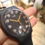 montre swatch collection printemps été 2016 Passe Temps – collection Metallix