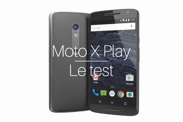 Motorola Moto X Play in the Test