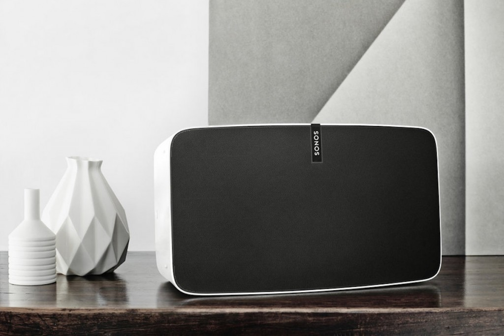 test sonos play 5 enceinte