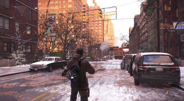Tom Clancys The Division avis beta gameplay