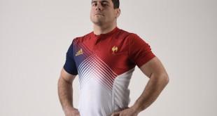 maillot de l'équipe de France de Rugby bleu blanc rouge