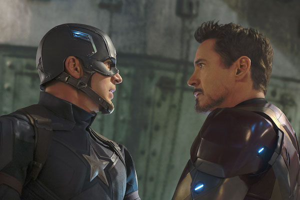 La critique du film Captain America : Civil War