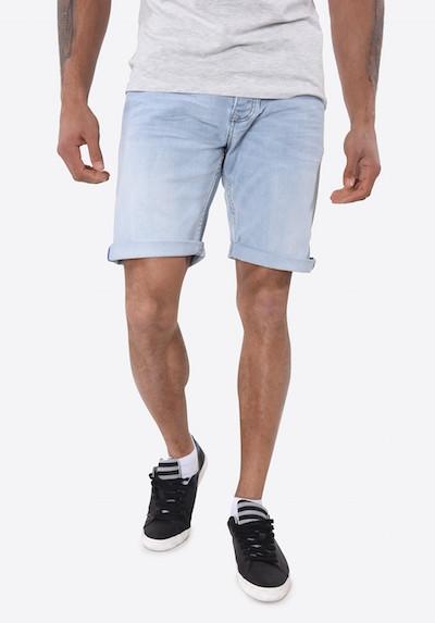short en jean kaporal