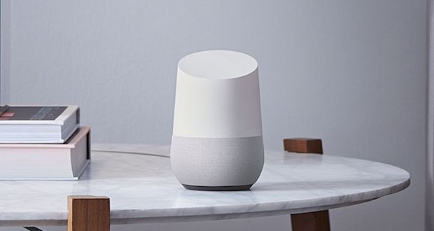 assistant domestique google home